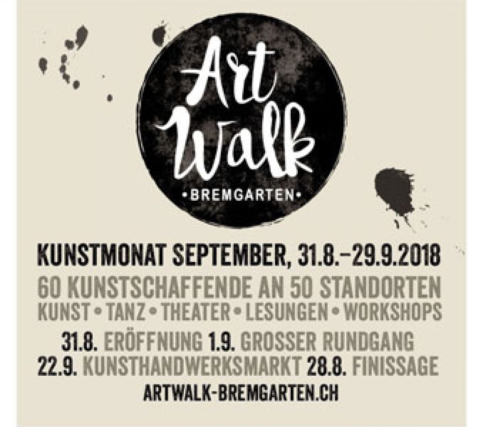 Sponsoren Artwalk Allg