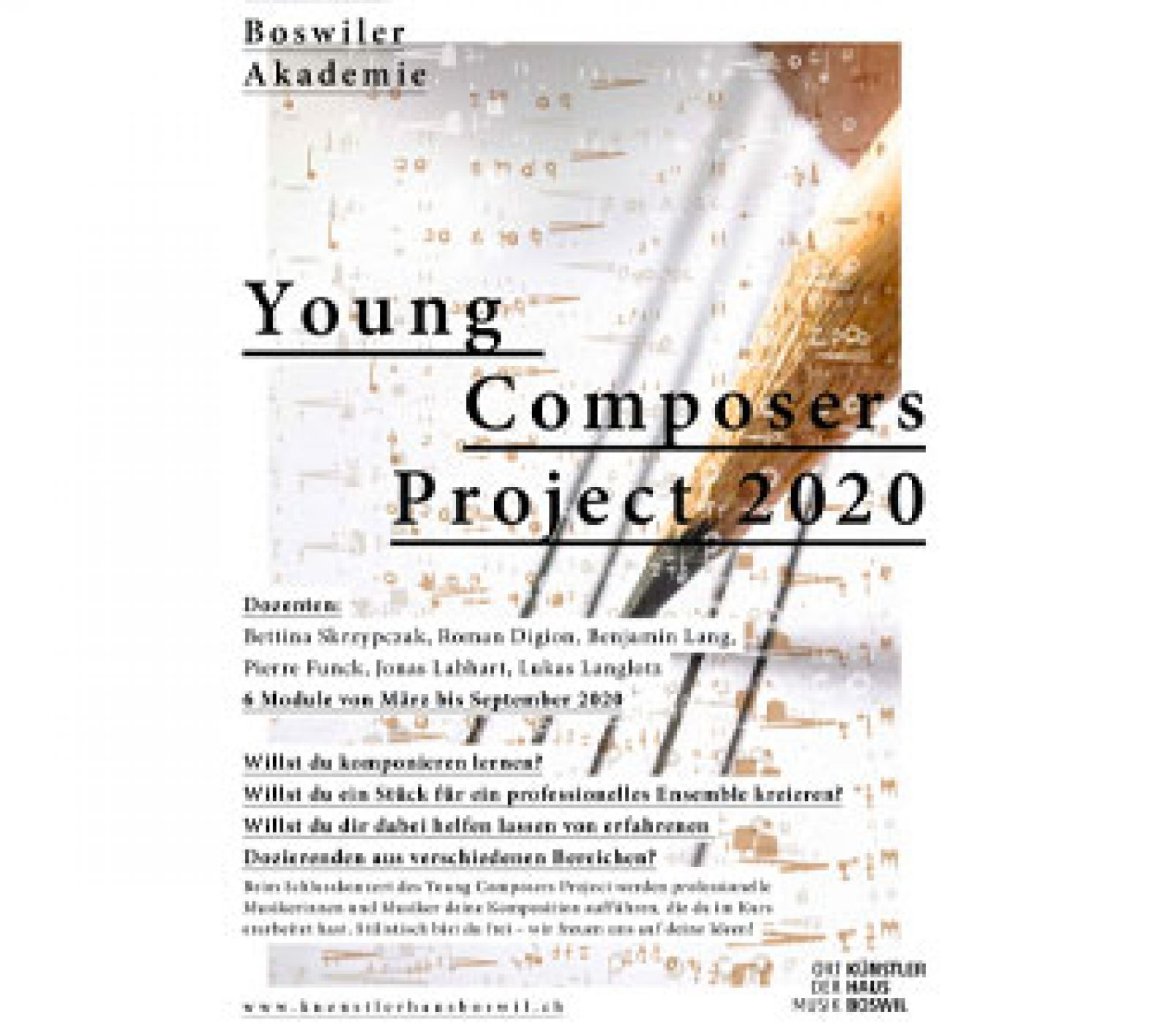 Sponsoren Youngcomposer